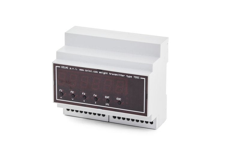 Celmi weighing transmitters TDSC
